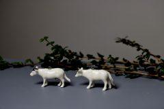 kravka a býček